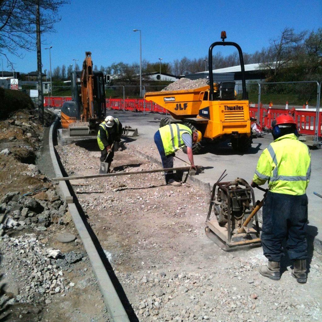 Civil Engineering - JLF Developments
